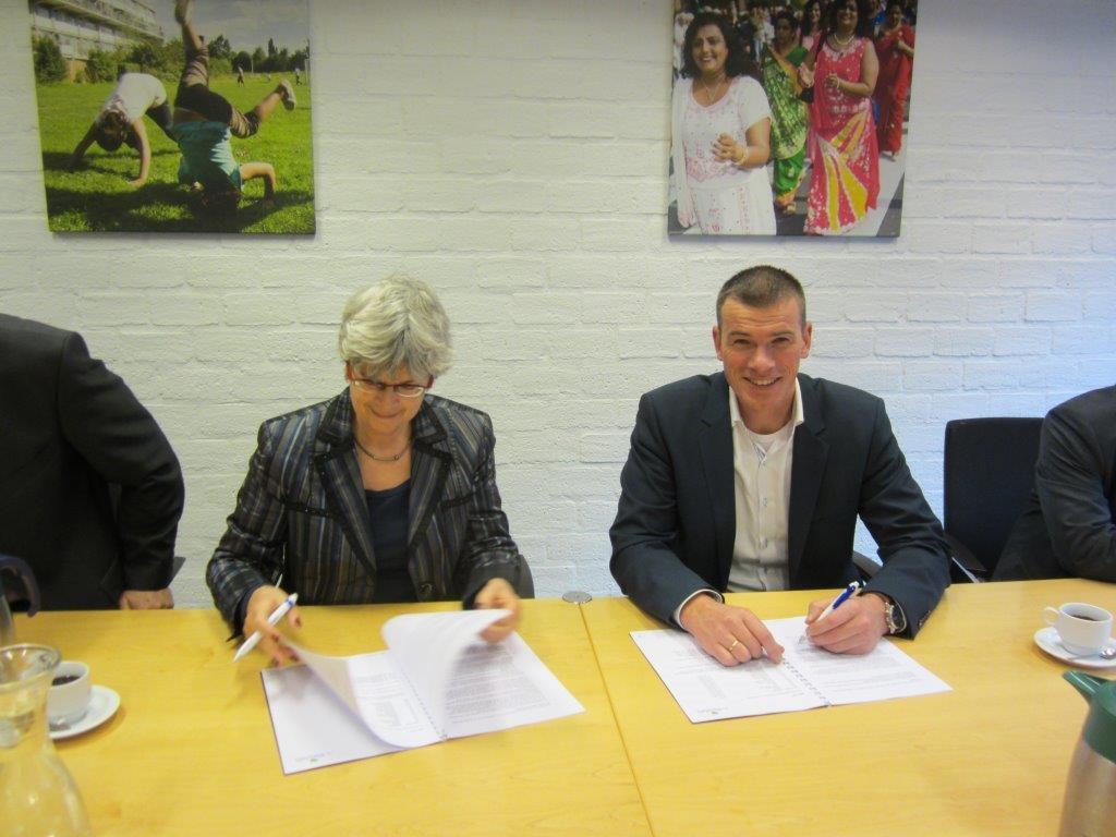 16 woonstudio's Stichting Voorschot - Westvast BV