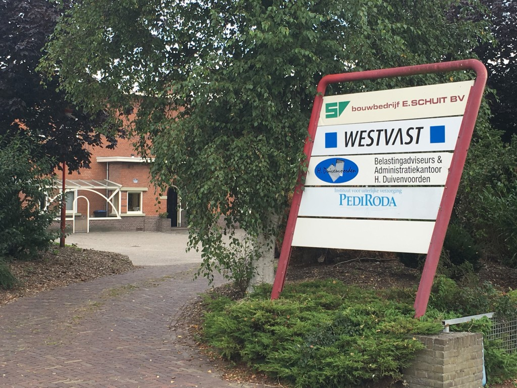 Kantoor Westvast