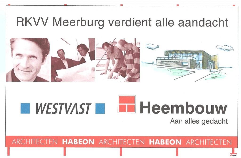 Bouwbord A4 - Westvast BV
