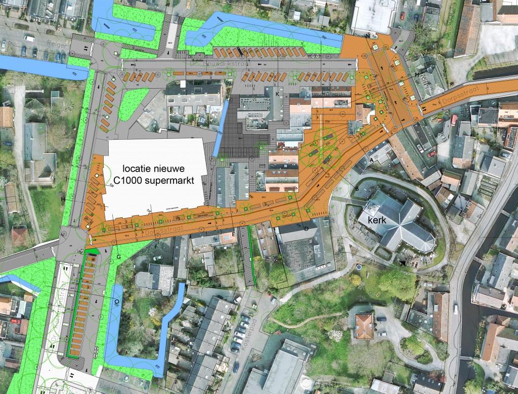 Centrumplanontwikkeling Zoeterwoude - Westvast BV