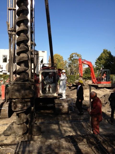 Start bouw RIBW - Westvast BV