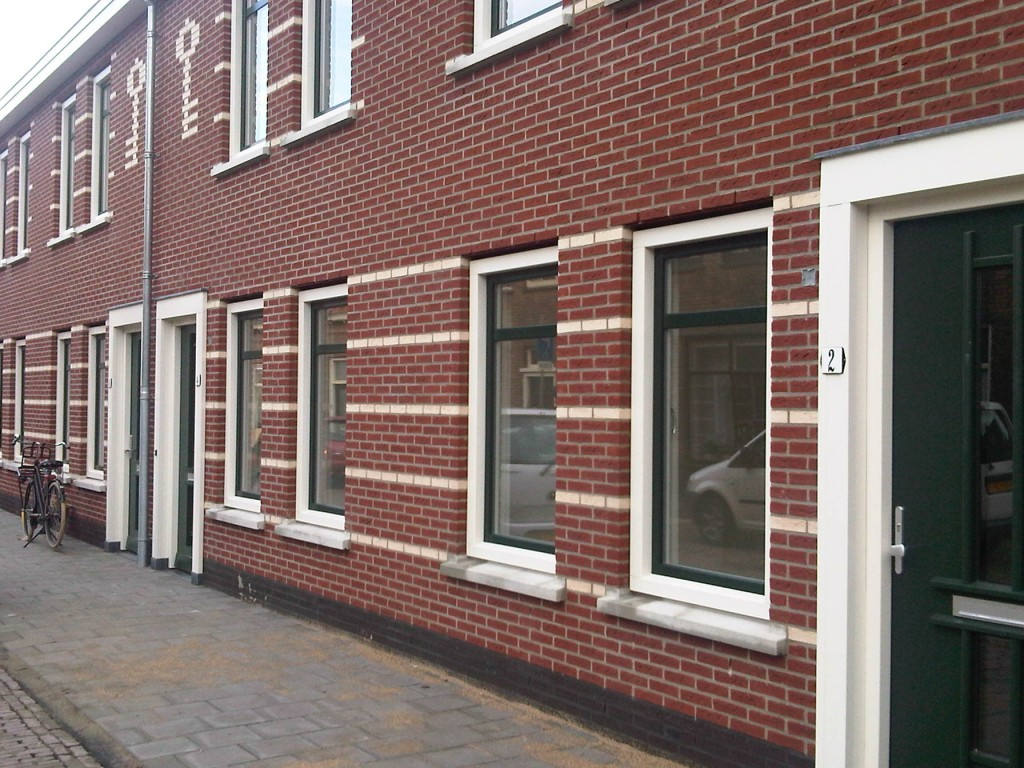 Oplevering Alexanderstraat - Westvast BV