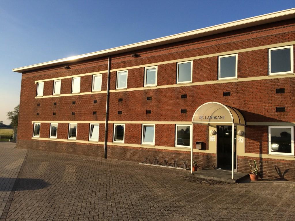 Nieuw kantoor Westvast - Westvast BV