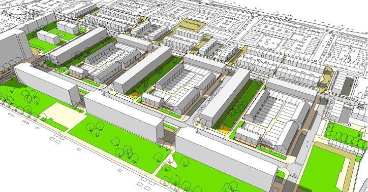 HAARLEM – Herstructurering Elan Boerhaavewijk - Westvast BV